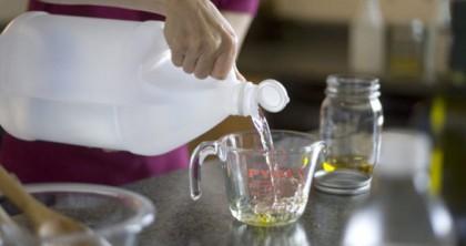Лучшие домашние чистящие средства
