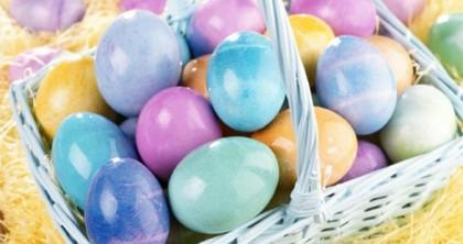 Как сделать натуральный краситель для яиц