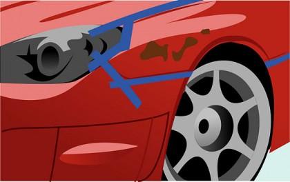 Как удалить ржавчину с автомобиля